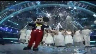 Anggun & all artists - Lepaskan (Let It Go) at We Love Disney Concert