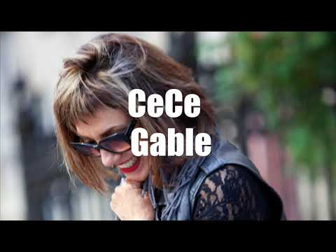 CeCe Gable - More Than A Song online metal music video by CECE GABLE
