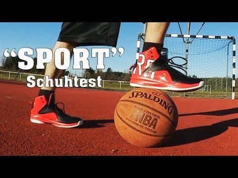 Sport Schuh Test - Ist günstig gleich billig?