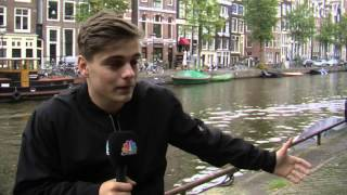 Martin Garrix revealed in Amsterdam: Is he one of the best DJs ever?