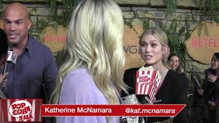 Katherine McNamara opens up about what Shadowhunters fans mean to her