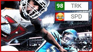 Madden 20 Added A 346 Pound Running Back To MUT That Makes CRAZY Plays!