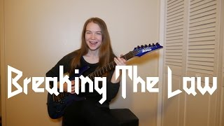 Breaking The Law - Judas Priest (Guitar Cover)