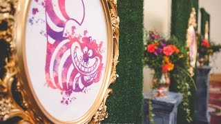 Mad Hatters Corporate Tea Party, Styled By Enchanted Empire, Event Artisans