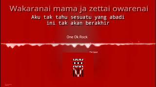 ONE OK ROCK   Decision ( Lirik + Romaji Dan Terjemahan )