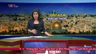 Jerusalem Là Thành Phố Linh Thiêng đối Với Cả 3 Tôn Giáo