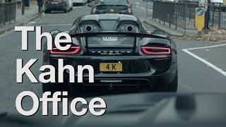 Porsche 918 Spyder Review   The Kahn Office