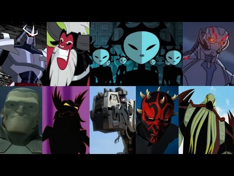 DOWNLOAD: Defeats of My Favorite Animated Movie Villains