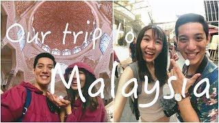 第一次跟團去旅行?|馬來西亞 VLOG EP1|阿發哩得