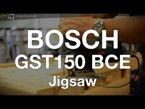 Bosch GST 150 BCE Jigsaw - ITS TV
