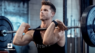 Andy Speer's 3 Favorite Strength Training Moves