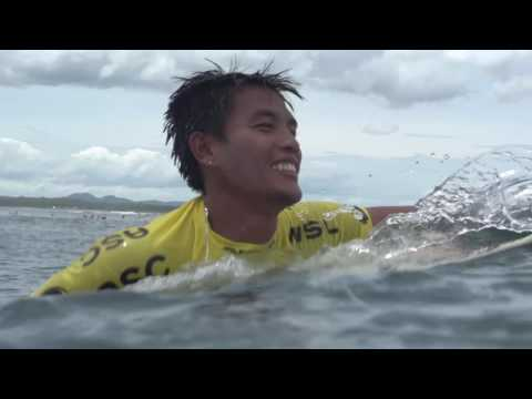 Siargao International Surfing Cup 2016/ Cloud 9/  Day 1 Highlights