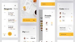 Best 20 Example UI/UX Design Inspiration For Food App | UI/UX Animation Design