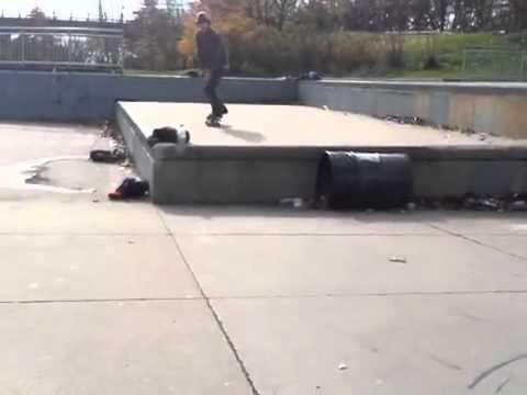 Reservation Skatepark