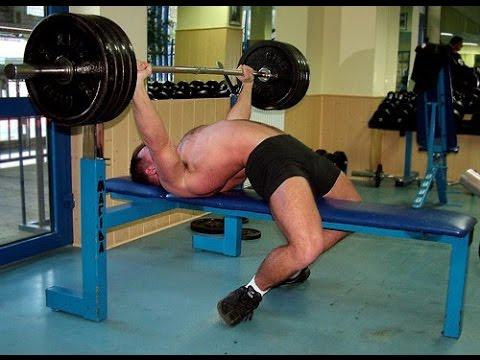 Mięśnie na prętach