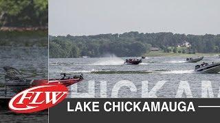2015 FLW TV   Lake Chickamauga