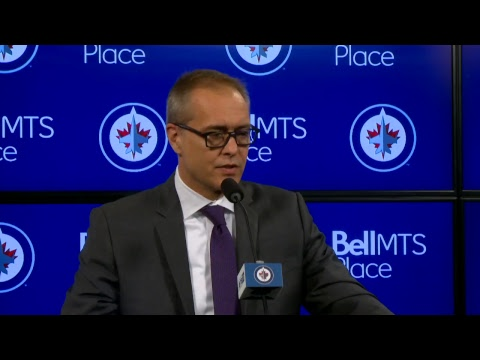 Head Coach Paul Maurice's Post-Game Press Conference