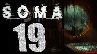 ► SOMA | #4 | 5/6 | Omikron! | CZ Lets Play / Gameplay [1080p] [PC]