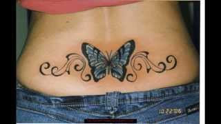 Lower Back Tattoos