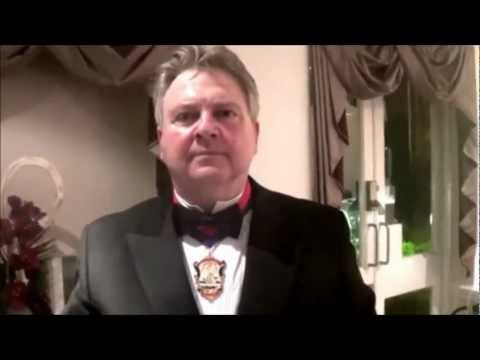 Jonathan The Toastmaster Video