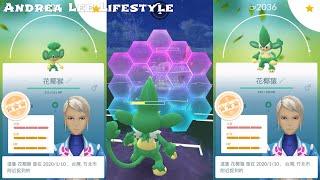 Simisage  - (Pokémon) - 《Pokemon Go》花椰猴合眾之石進化花椰猿!挑戰隊長PVP ! ヤナップ Pansage ヤナッキー Simisage