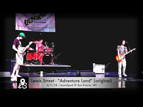 "Lewis Street - ""Adventure Land"" (original)"
