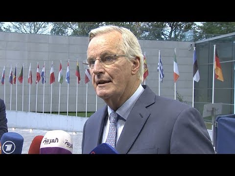 EU's chief Brexit negotiator Michel Barnier believes reaching a new deal 'is still possible'