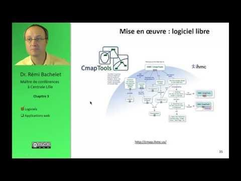 Vidéo Quels logiciels et applications pour le mind mapping