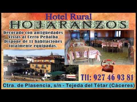 Hotel Hojaranzos - Tejeda de Tiétar (Cáceres)