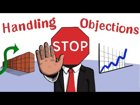 Handling Objections - What's the best way to handle objections in ...