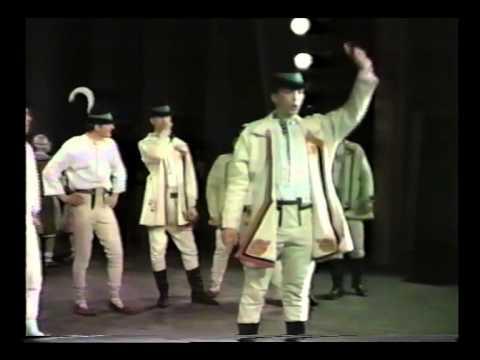 Vonica - Nová Lhota 1987