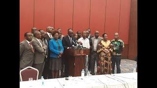 Kivumbi chatarajiwa wabunge wa Tanga Tanga wakisema watahudhuria mkutano wa BBI Mombasa | SUALA NYETI
