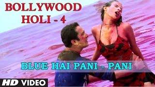 Gambar cover Blue Hai Pani Pani | Bollywood Holi - 4 (Balam Pichkari) | Sandeep Kapoor, Sonia Sharma
