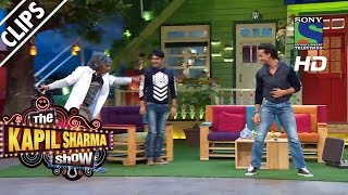 Tigers Mashoor Action  The Kapil Sharma Show  Episode 2  24th April 2016
