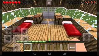 Скачать Minecraft Pocket Edition 0.13.1 на Андроид бесплатно