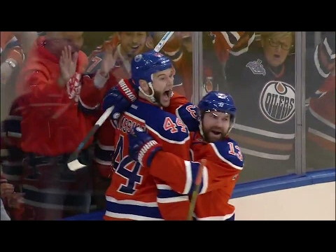 Gotta See It: Oilers explode with 5 goal first period