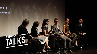 THE GOOD WIFE's Cast and Creators Say an Emotional Goodbye to the Show at Tribeca 2016