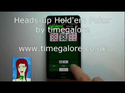 Video of Headsup Holdem Poker