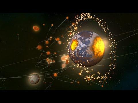 Evrenin başlangıcı ve sonu. Büyük patlama.