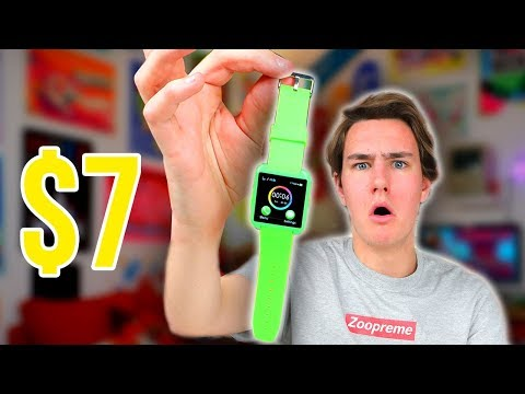 Testing The Cheapest Smartwatch on Amazon