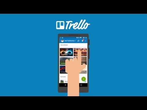Video of Trello