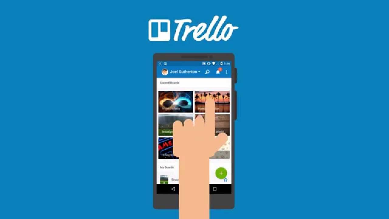 仕事でも家庭でも役立つタスク管理ツール「Trello」スマホアプリ