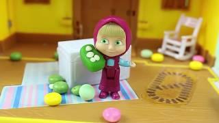 Koca Ayı Maşa İzle Maşa Eğlenceli Videolar Masha And Bear