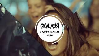 Aoki's House #234 ft. Don Diablo, Moby, and Shaun Frank