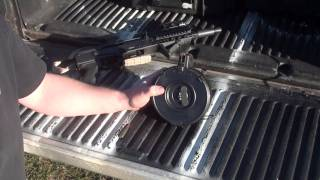 How To Use An AK47 Drum Loading Instructions