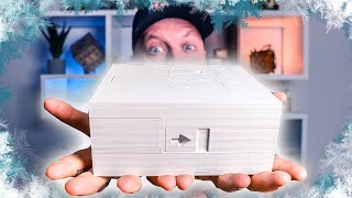 The EPIC Snow Block Puzzle Box SOLVED!!