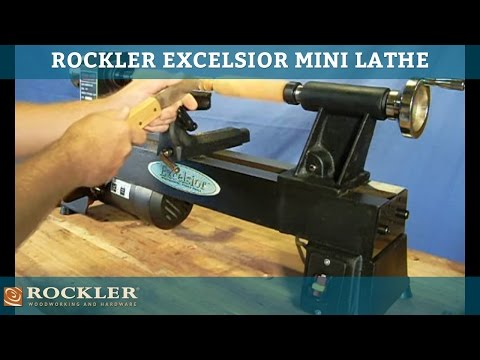 Excelsior 5-Speed Mini Lathe