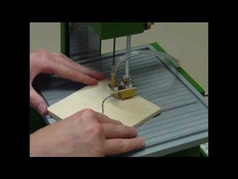 How to Use the Precision 2000 Bandsaw