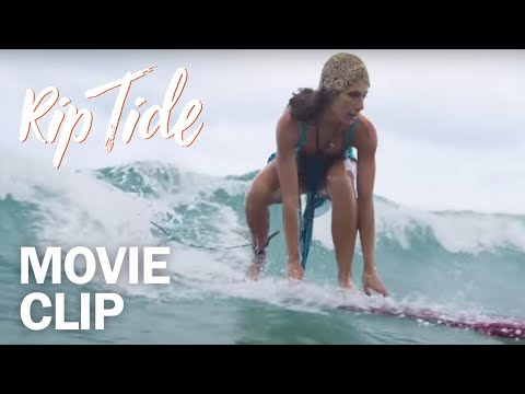 Rip Tide Clip 'Surfing Fashion Show'