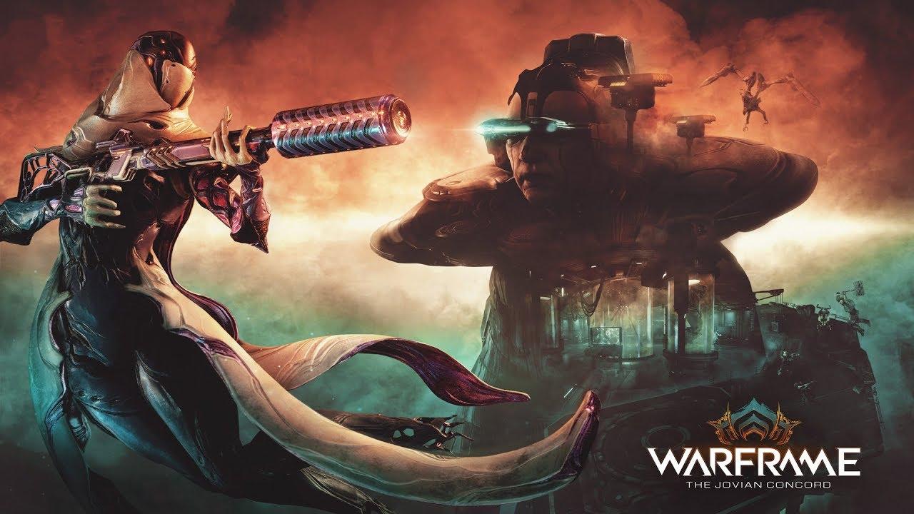 Arriva la nuova Update di Warframe su PC: Accordo Gioviano